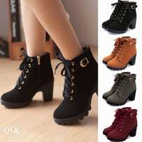 Ladies boots, ankle boots