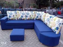 Readymade New Stylish Sofas, Hardwood n fabric make,free Delivery*