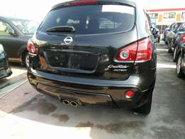 Nissan Dualis Cross Rider Autech 2010 model KCM number loaded with
