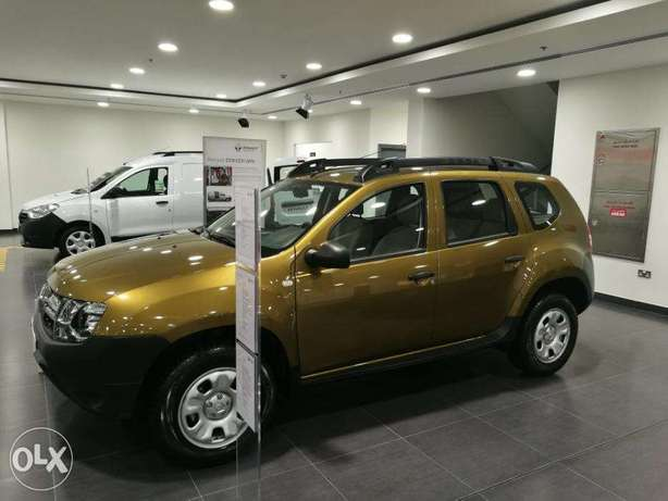 Renault Duster 2016 Model 40,000 KM Agent Maintained