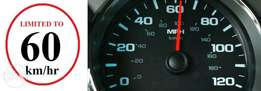 Speed Limiter with Authentic FRSC Certificate (Plus Installation)
