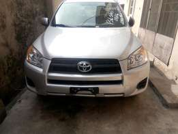 2010 Toyota Rav4 Tokunbo for sale.