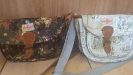 Two original Cathy Kidson Bags