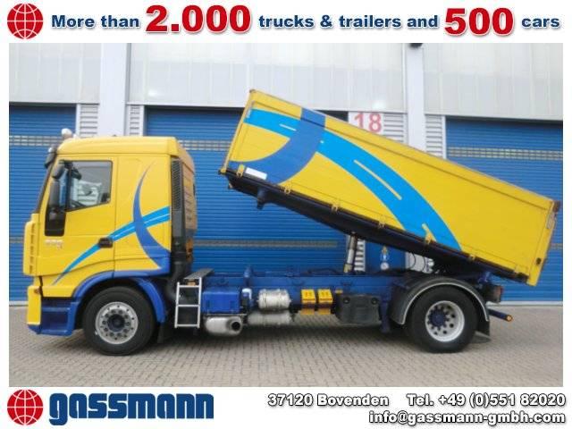 Iveco Stralis AS190S50  4x2, 2x VORHANDEN! - 2009