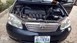 sharp Toyota Corolla sport 2006 for sale at a give away price
