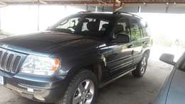 Jeep Grand Cherokee for Sale or Swop