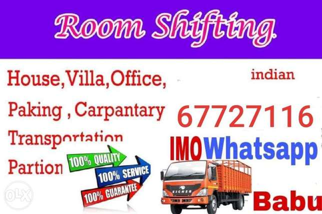 Abhi packing and moving