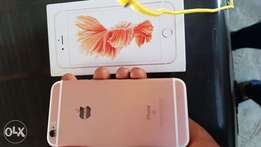 Iphone 6s 64gb Rose gold at a reasonable price