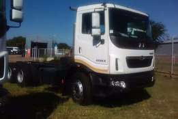 6x4 , Chassis Cab , New Truck-Tractor