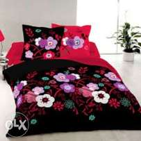Universal Bedsheets With 4pillow Cases