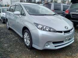 Toyota wish Valvematic