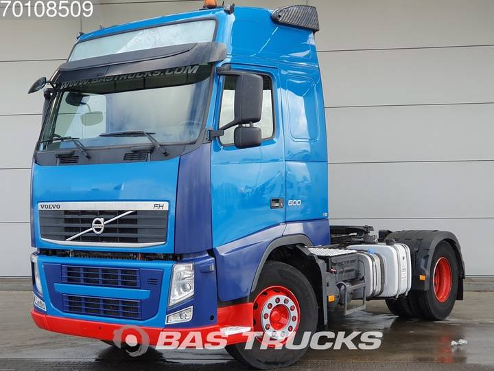 Volvo FH 500 4X2 VEB+ Hydraulik Euro 5 - 2013