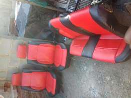 We recover seats, rooflining ,sofas mobile in sydenham durban
