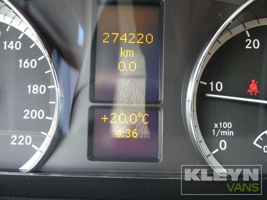 Mercedes-Benz VITO 110 CDI LONG AC lang, metallic, airc - 2014 - image 12