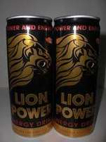 Lion Force Energy Drink