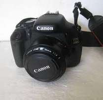 USED Canon EOS 600D with 50mm