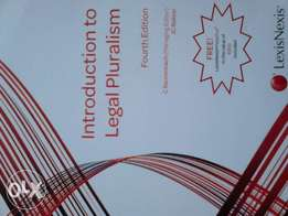 Introduction to Legal Pluralism by Rautenbach and Bekker