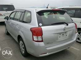2012 Model KCN..New Shape Toyota Fielder
