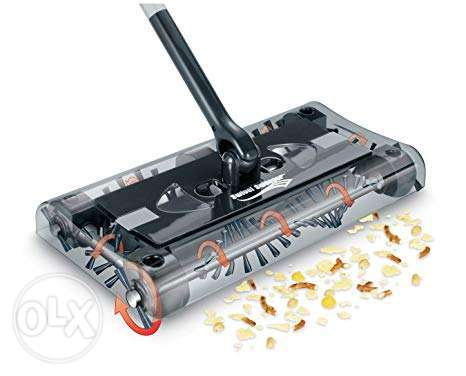 As Seen On TV Cordless Swivel Sweeper Max