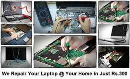 For All Your Laptop, Computer and Printer Repairing and Sales
