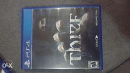 Preowned PS4 game Thief in perfect condition