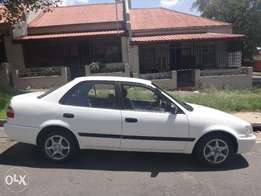 Used cars in Johannesburg! immaculate 2001 Toyota corrola for sale