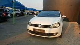 2013 Vw Golf 6 2.0 TSI in excellent condition
