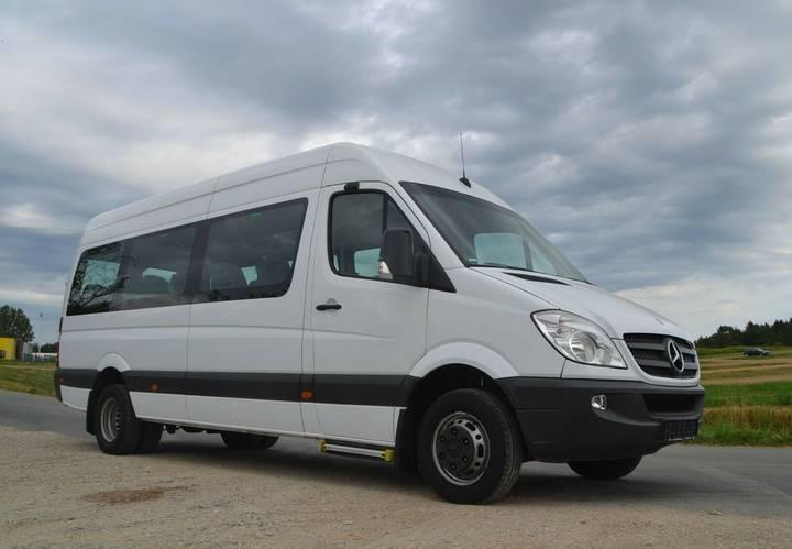 Mercedes-Benz Sprinter 516 Transfer E5 u002F 20 Sitze u002F Klima - 2014