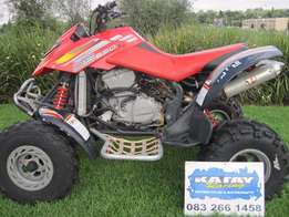 Bombardier Rotax DS650