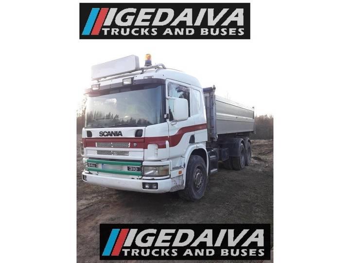 Scania 94 6x4 - 1999