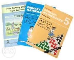 Textbooks and stationaries