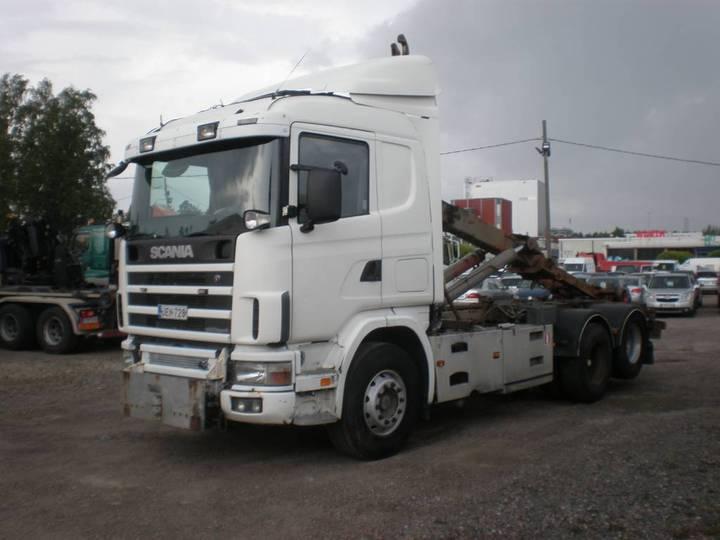 Scania R 124 Gb - 2002