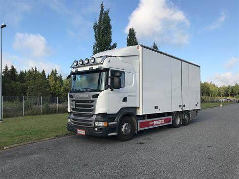 Scania R480 - 2013