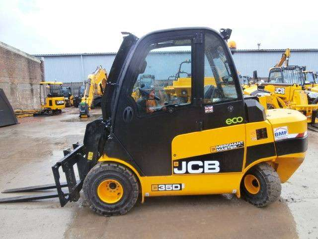 JCB Tlt 35 D 2wd Mm (demo) - 2018