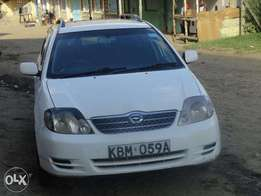 TOYOTA FIELDER very clean and in excellent condition