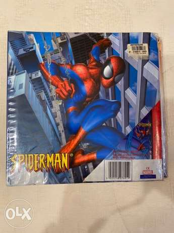 New Spider-Man Photo Album