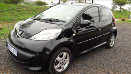 Peugeot 107, 2008, Km 127253 R59,900. Finance & Trade-in welcome