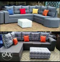 Ready made sofas of different colours