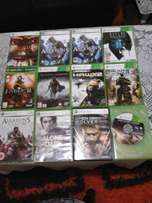 Xbox Games and controllers for sale
