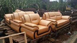 Light brown 7/seater