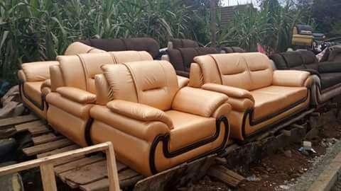 Light brown 7/seater Gikomba - image 1
