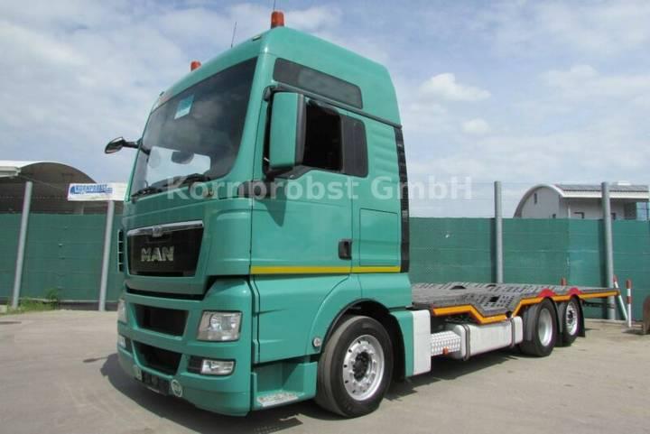MAN TGX 26.440 6x2 LL - XXL LKW Transporter Nr.: 058 - 2013