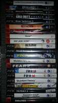 Playstation 3 Games - Like NEW