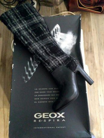 836900a7d СРОЧНО!!Демисезонные сапоги Geox р. 38: 750 грн. - Женская обувь ...