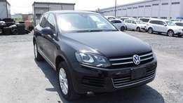 VW Touareg 2011 New Shape