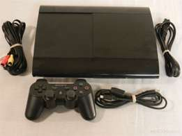 playstation 3 in mint condition with 10 free Games