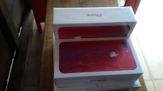 Iphone 7 Plus Red, 128gb Brand New Ilorin West - image 2