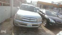 Registered Toyota Tundra 2006 FOR sale