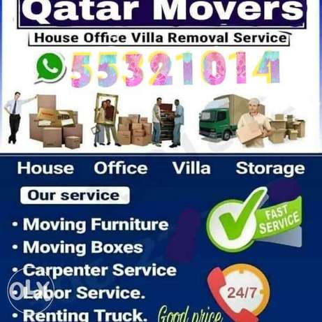 Qater moving n packing service Best Moving Service