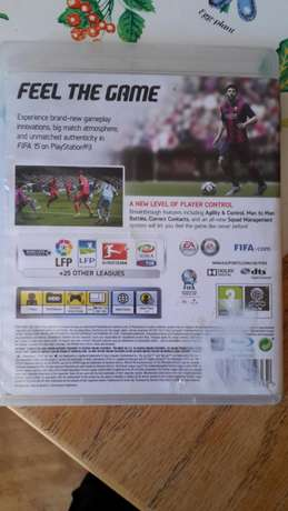 Fifa15 PS3 GAME for sale. Rustenburg - image 2
